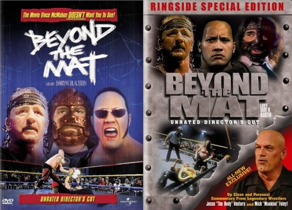 Beyond the Mat: the movie Vince McMahon didn't want you to see